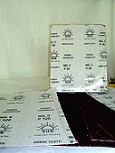 9 x 11 Cloth Sheets (Korund / Siliziumkarbid)